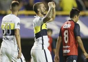 14) 30/04/2017 | Fecha 22 | Boca 2-0 Arsenal