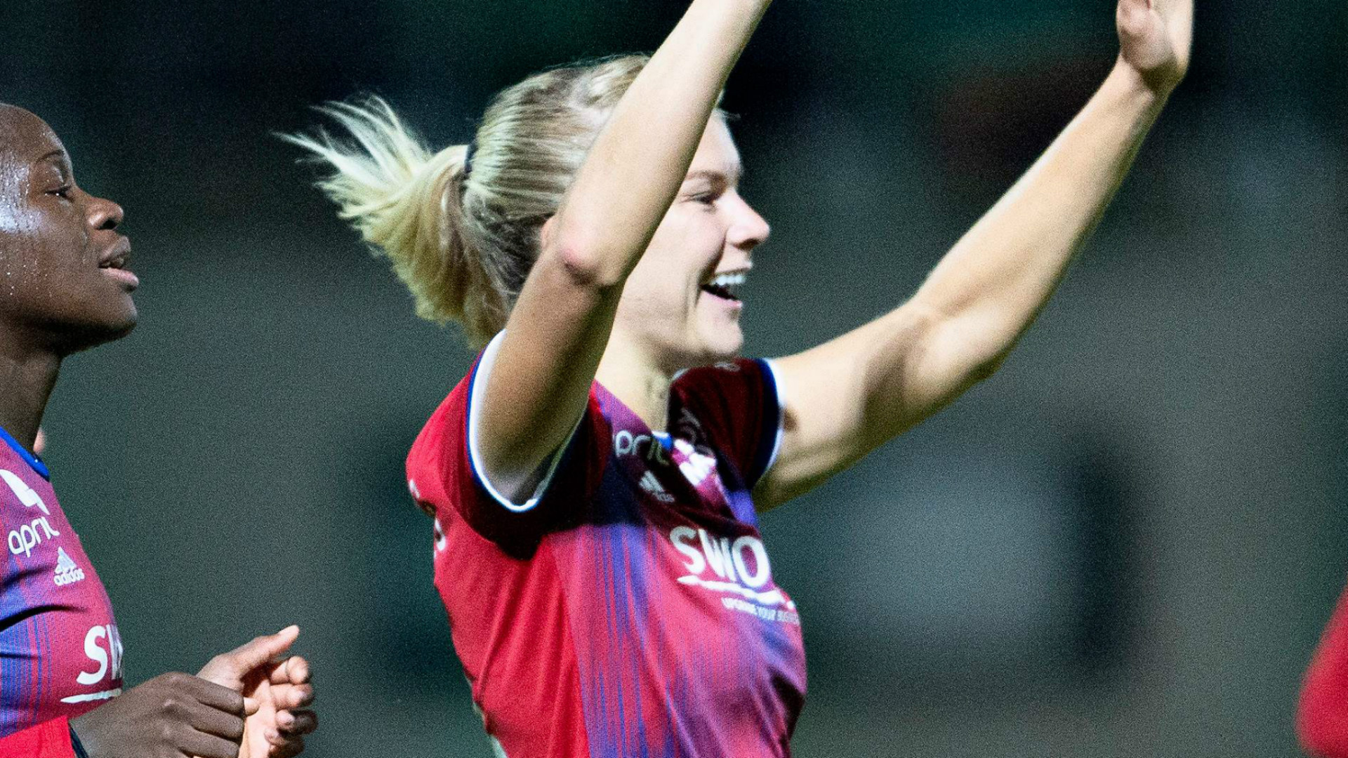 Hegerberg claims all-time Champions League goalscoring record