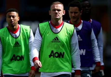 El gesto de los jugadores del United