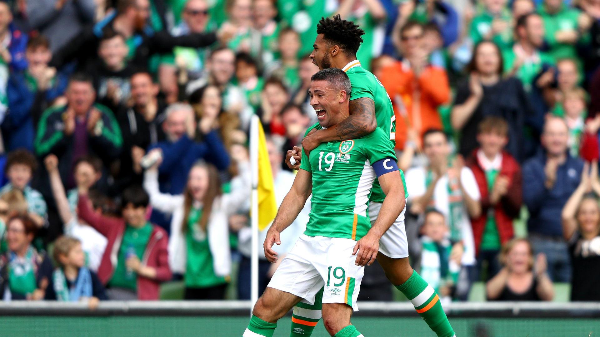 Jon Walters to captain Ireland against Uruguay