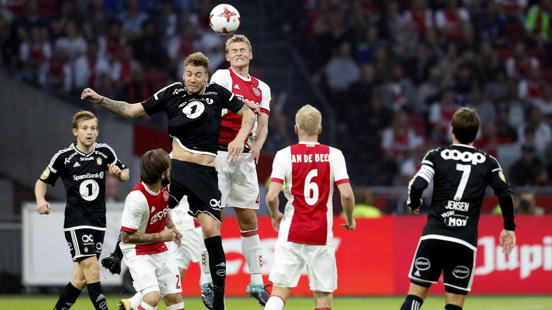 Ajax Rosenborg