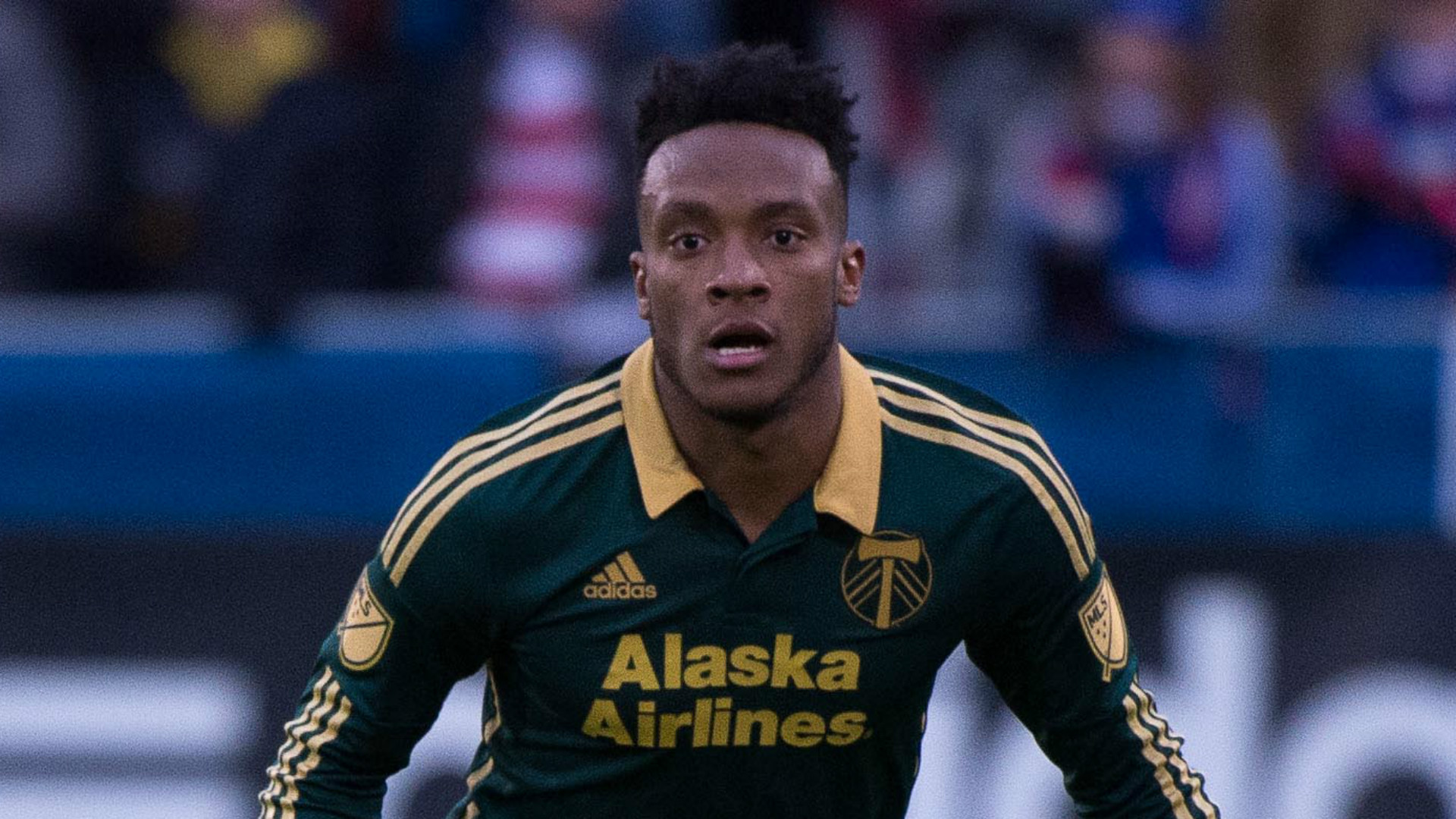 Rodney Wallace MLS Portland Timbers 11292015