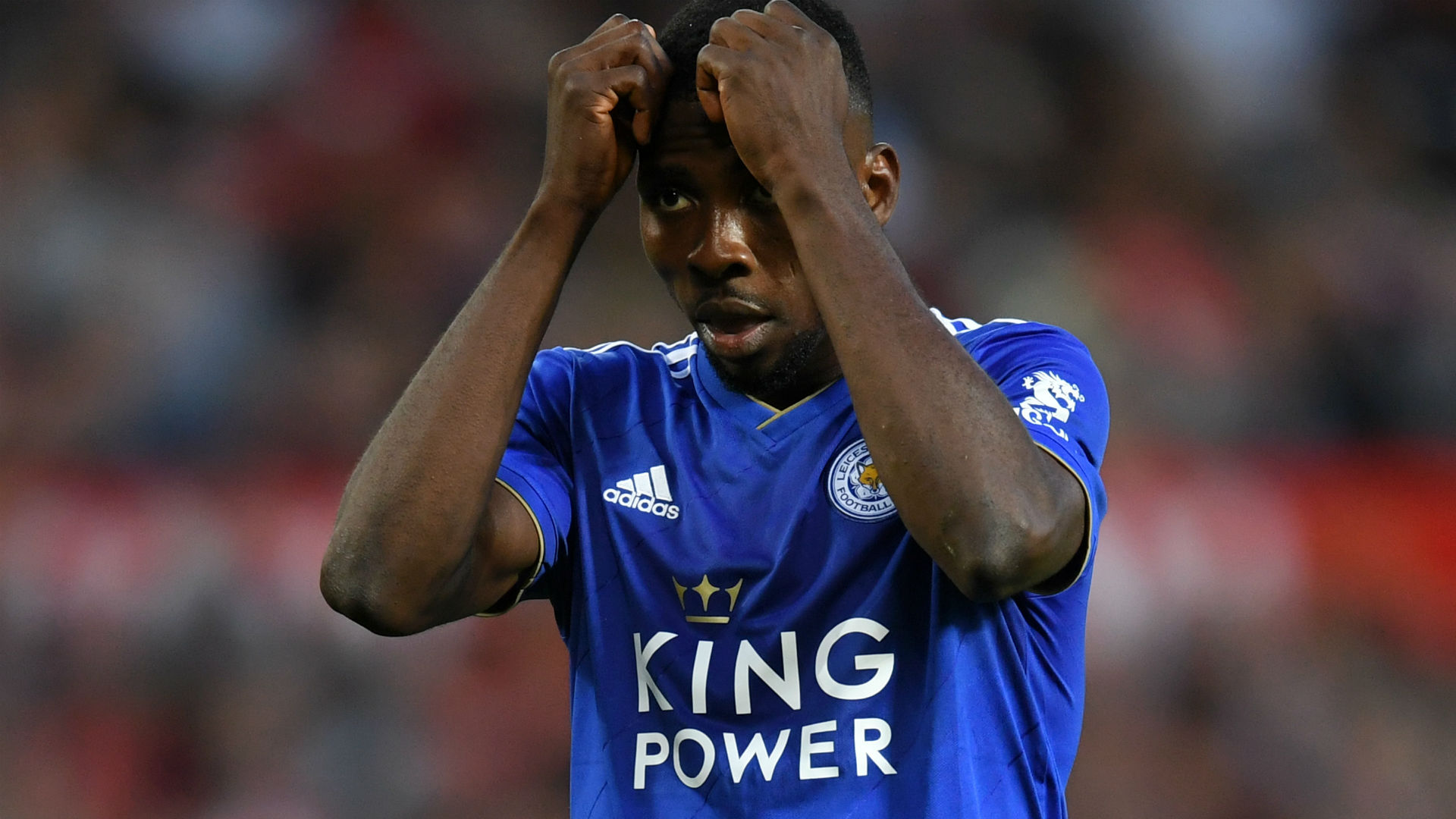 Iheanacho axed from Leicester squad again for Manchester United trip