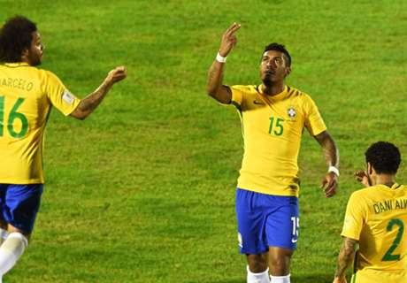 Brazil qualifies for World Cup