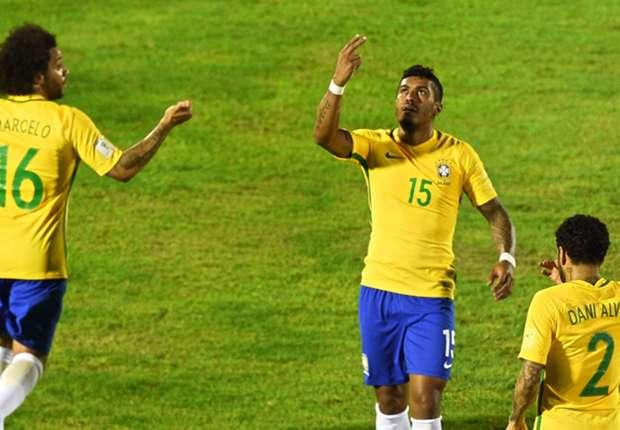 Laporan Pertandingan: Uruguay 1-4 Brasil