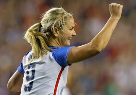 USWNT thoughts: Horan angling for starting spot
