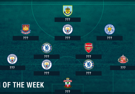 Time da Semana da Premier League
