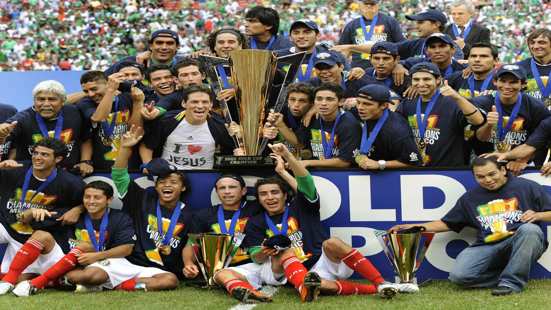 Debut triunfal de México en Copa Oro