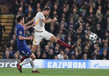 Drama Enam Gol, Roma Imbangi Chelsea