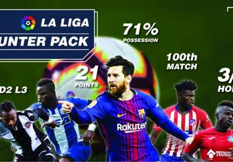 Punter Pack: La Liga Match Day 4