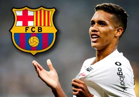 Gespräche laufen: Barca ist scharf auf Brasilien-Talent Pedrinho