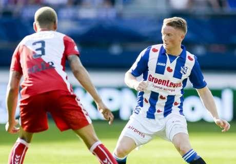 'Celta richt alle pijlen op Larsson'