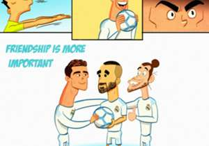 Gestur terpuji diperlihatkan oleh Cristiano Ronaldo kala Real Madrid melibas Alaves 4-0 kemarin malam (24/2). Saat unggul tiga gol, pada menit akhir, Los Blancos mendapat hadiah penalti dan itu merupakan kesempatan emas bagi Ronaldo untuk mengukir hat-...