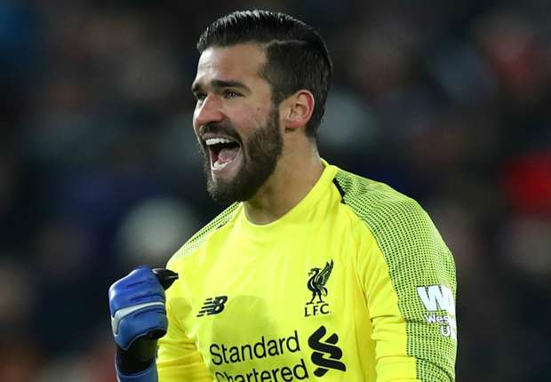 'I can understand the Scouse accent now!' - Alisson feeling at home in Liverpool