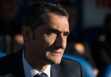 Messi escluso, Valverde: