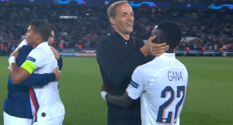 "PSG - Thomas Tuchel : ""Idrissa Gueye est une machine"""