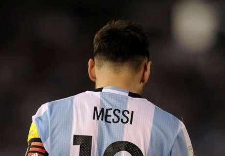 Argentinien-Schock! Messi-Sperre offiziell