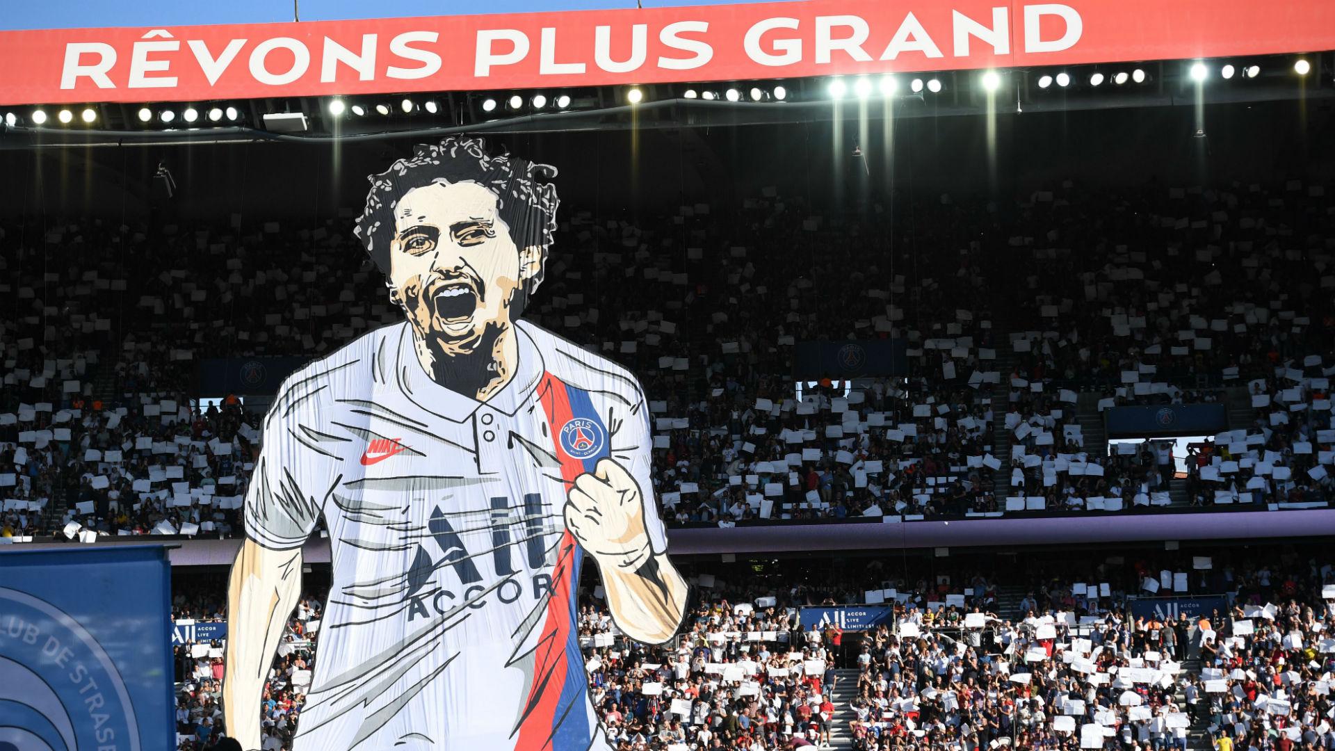 Ligue des champions - Le PSG jouera en blanc face au Real Madrid