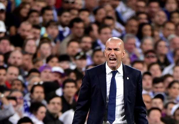 """Real Madrid, Zidane : """"Je n'ai rien à reprocher à mes joueurs"""""""