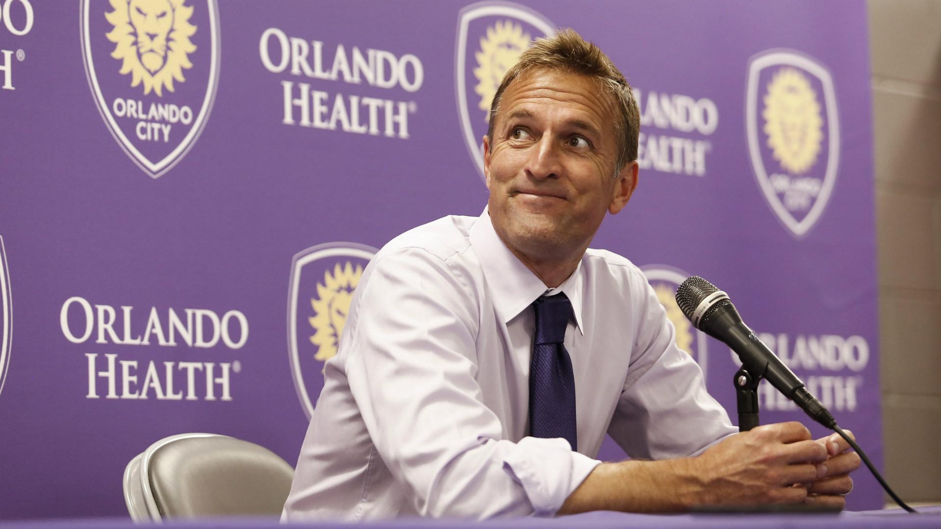 Jason Kreis MLS Orlando City 03052017