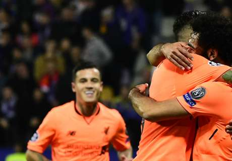 Salah & Firmino exorcise ghosts of misses past