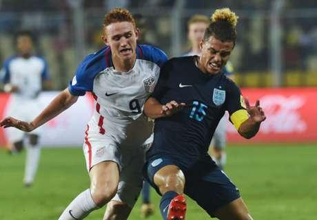 U.S. U-17s show limitations in World Cup loss