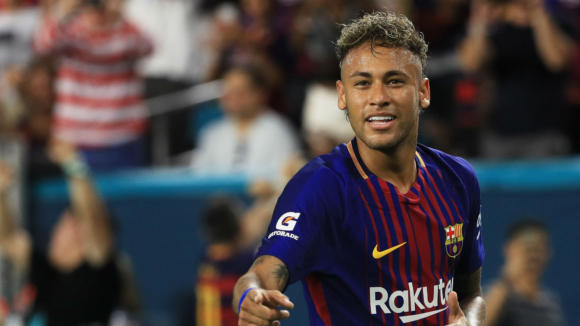 HD Neymar Barcelona Real Madrid ICC