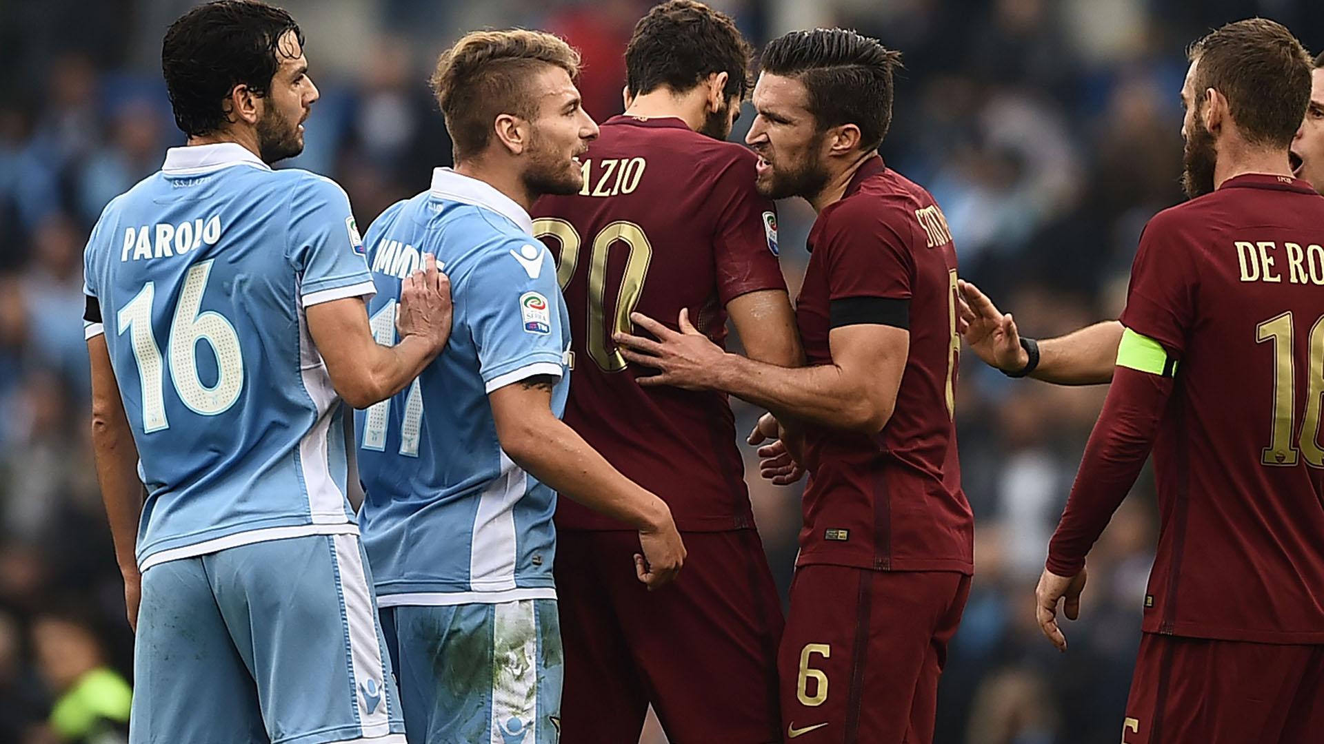 La Roma se impone a la Lazio en el ´Derby della Capitale´ (0-2)