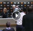 INGLATERRA: Épica conferencia de Mourinho