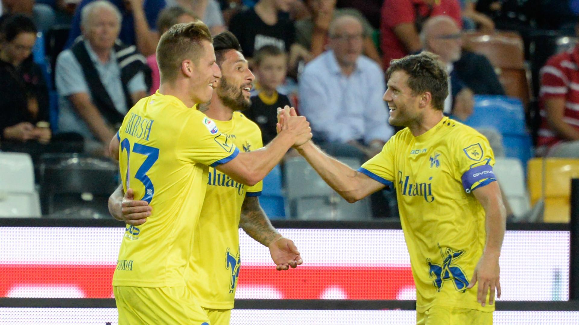 Valter Birsa, Udinese, Chievo, Serie A, 20082017