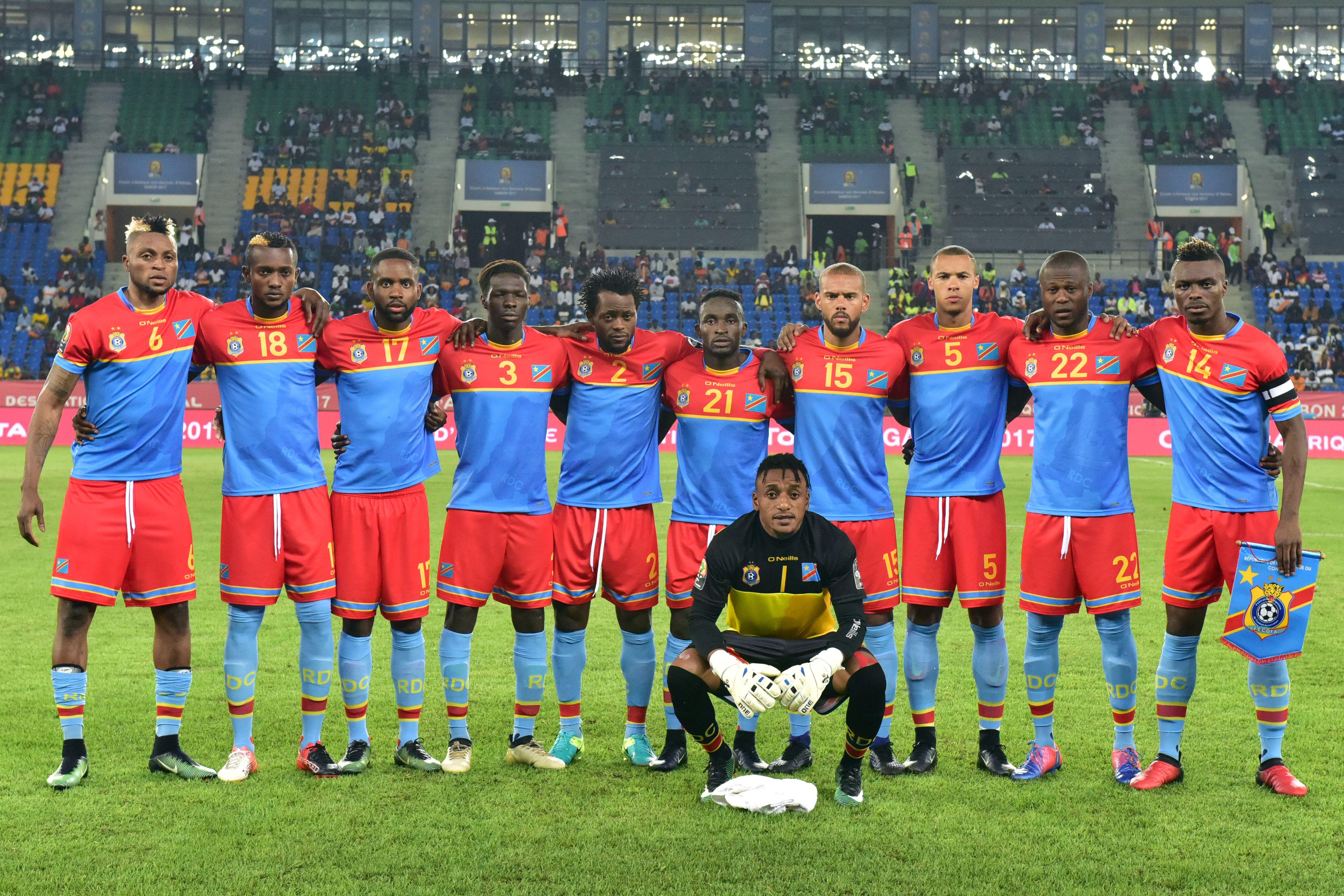 DR Congo Afcon 2017