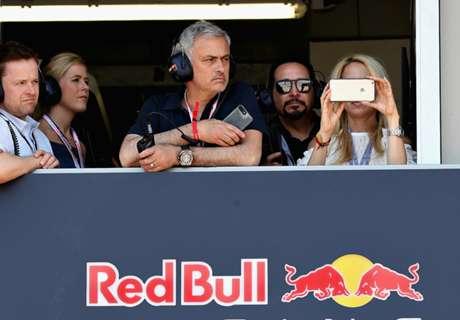 Mourinho, en Mónaco