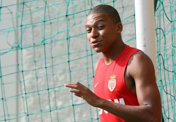 Jardim expects Mbappe Monaco stay despite Madrid and PSG interest