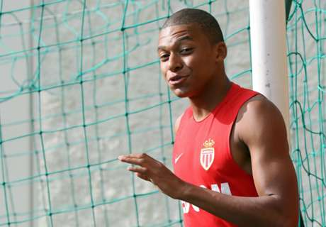 El Mónaco saca la cara por Mbappé