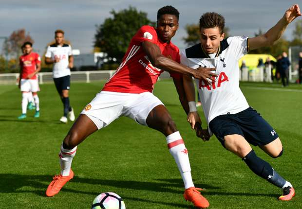 An American at Man Utd: Matt Olosunde ready to break into Red Devils' first team
