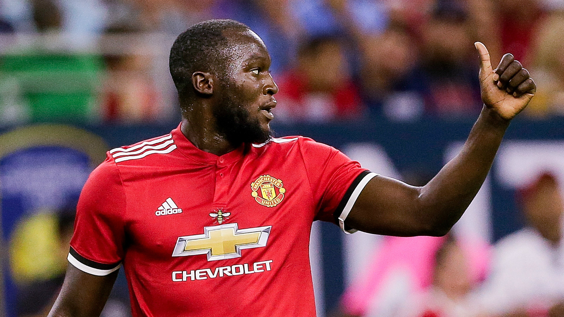 Rooney Calls Lukaku The 'perfect Player' For Manchester