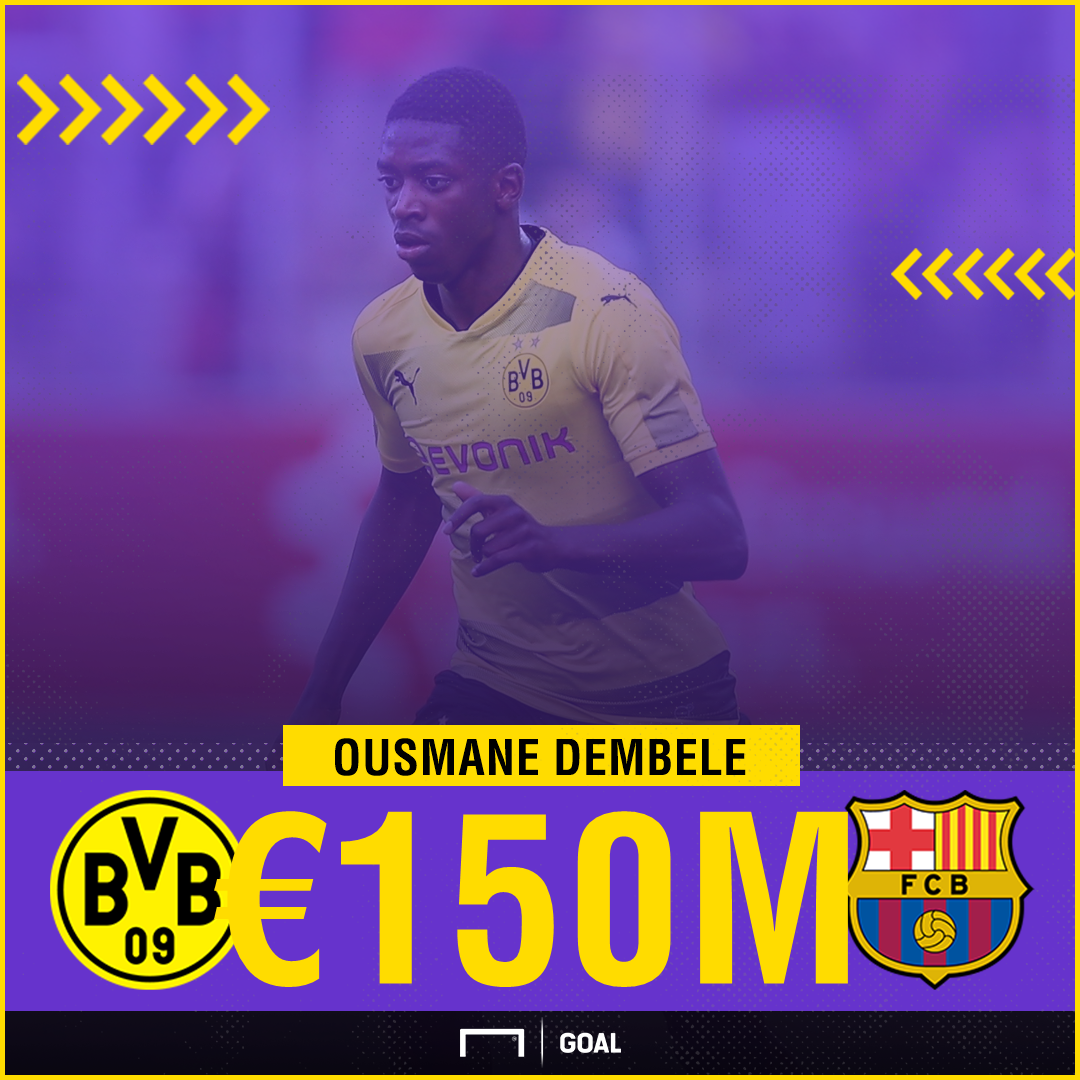 Dembele move graphic