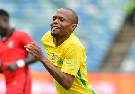 Serero pleased with Player of the Month accolades