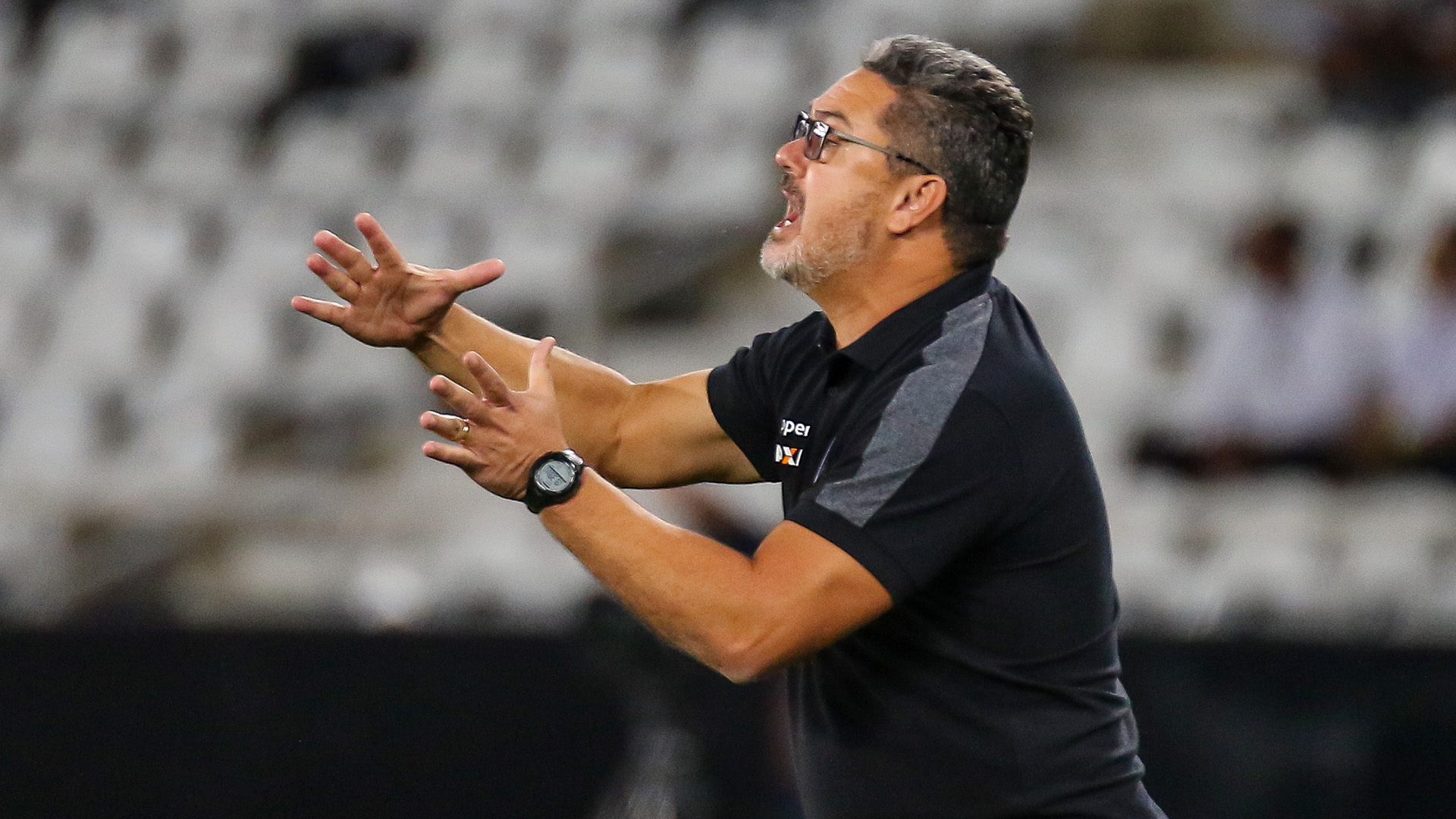 Rogerio Micale Botafogo Atletico-MG Copa do Brasil 26072017
