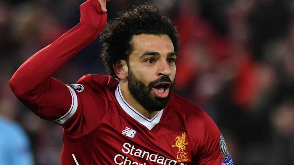 Mohamed Salah: Salah: I'm Proud To Be Compared To Messi And Ronaldo
