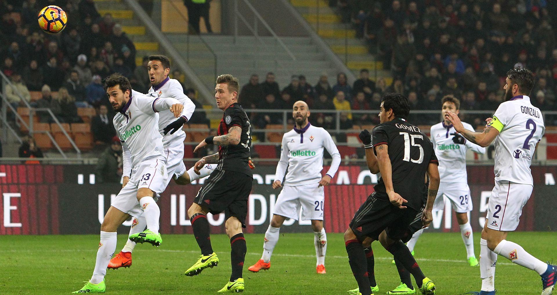 Juraj Kucka Milan Fiorentina Serie A
