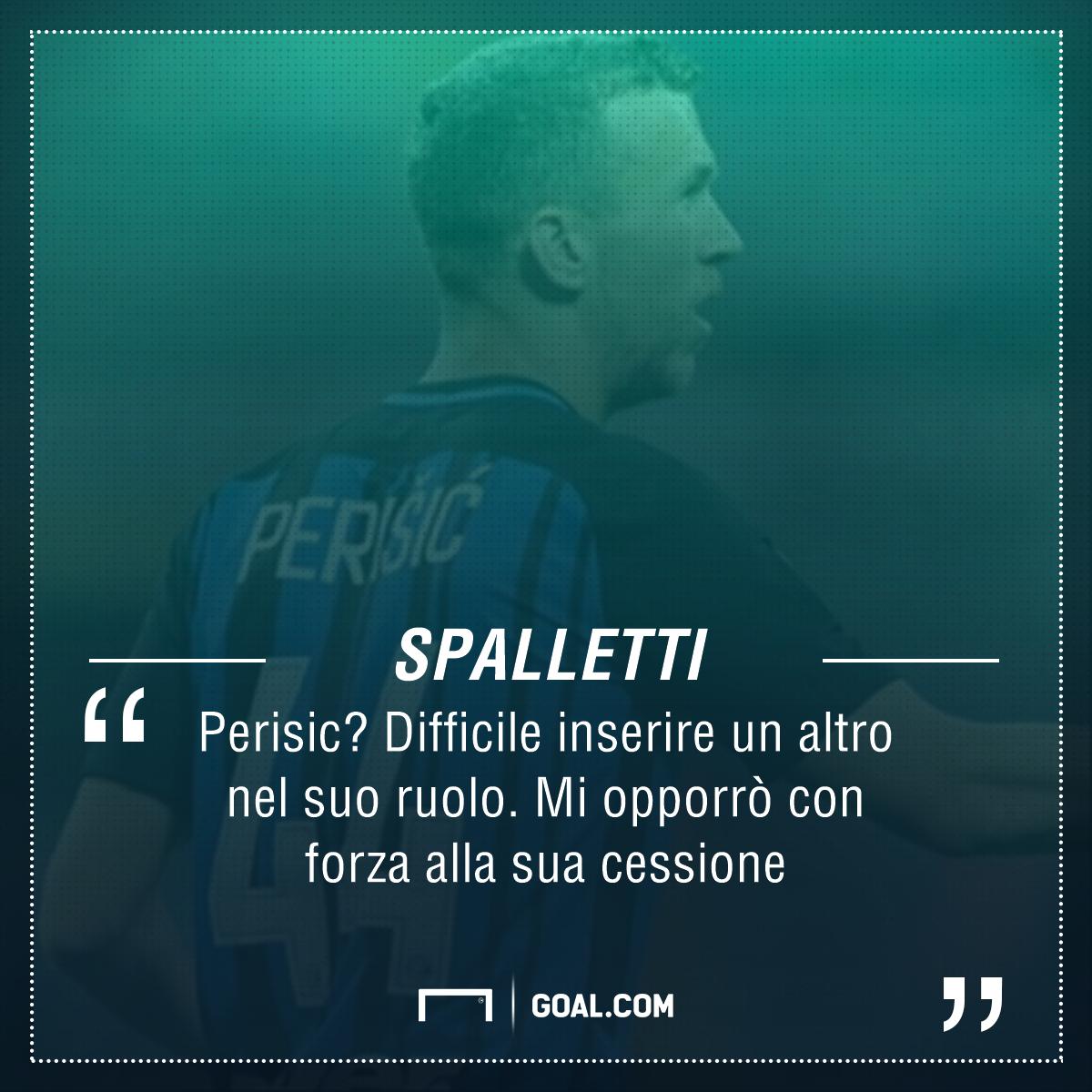 Calciomercato Inter, Spalletti blinda anche Candreva: