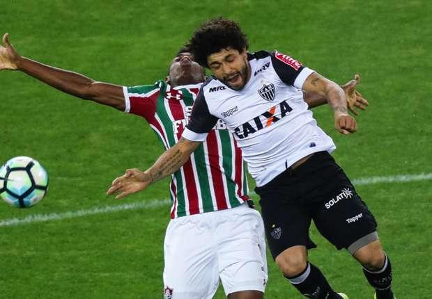 Fluminense 2 x 1 Atlético-MG: Henrique Dourado marca duas vezes e Flu bate o Galo no Maracanã