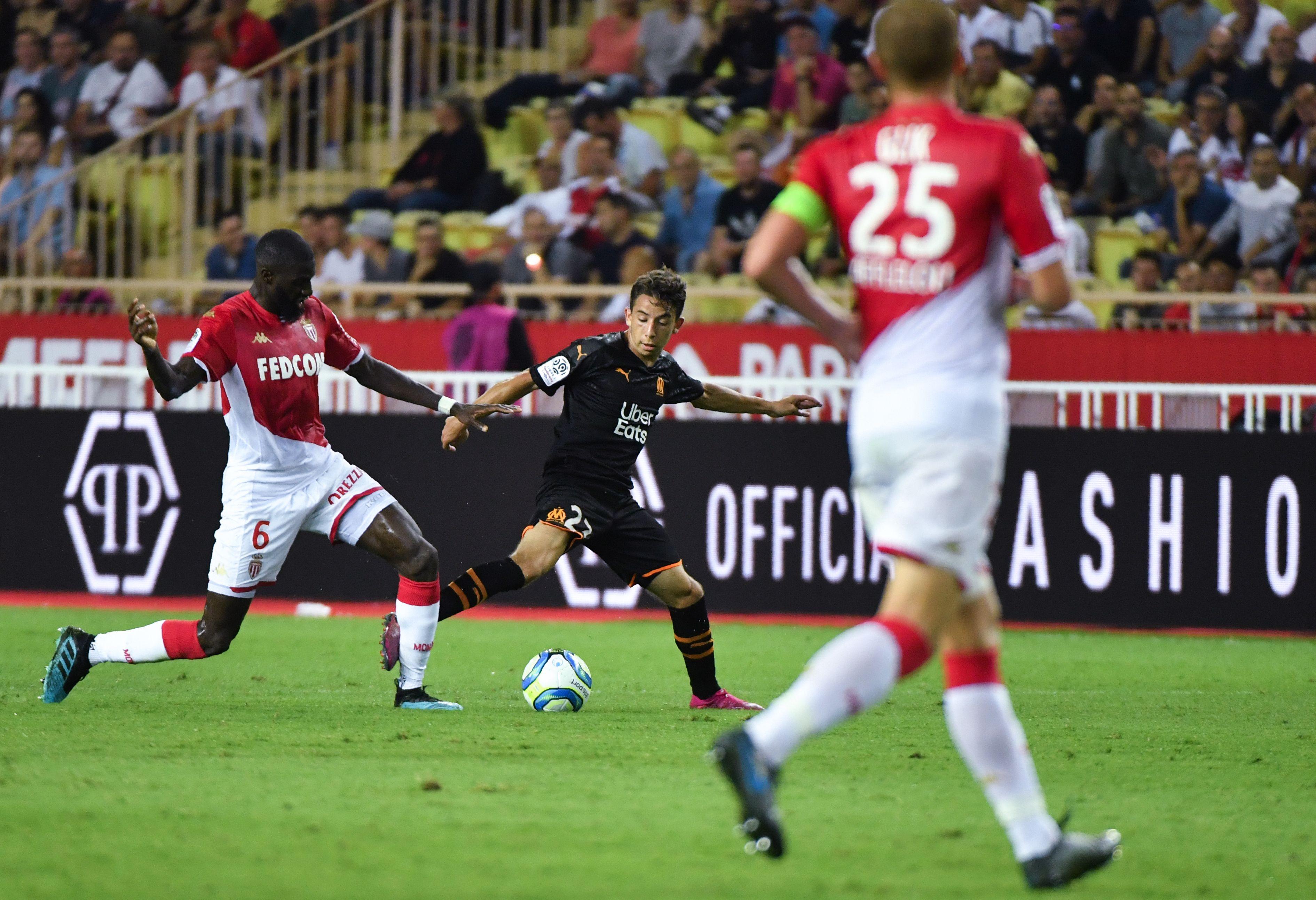 Monaco-Marseille (3-4) - L'OM renverse Monaco au terme d'un scénario fou