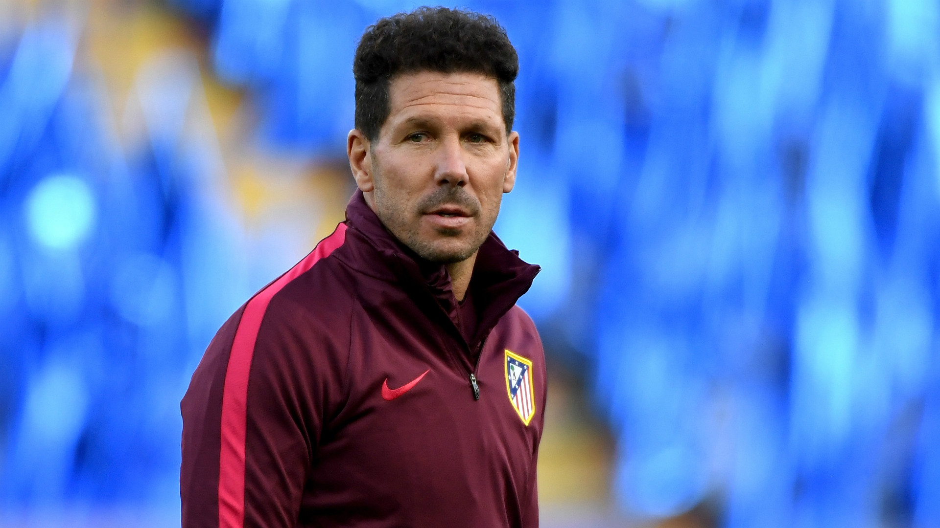 Diego Simeone Atletico Madrid Champions League