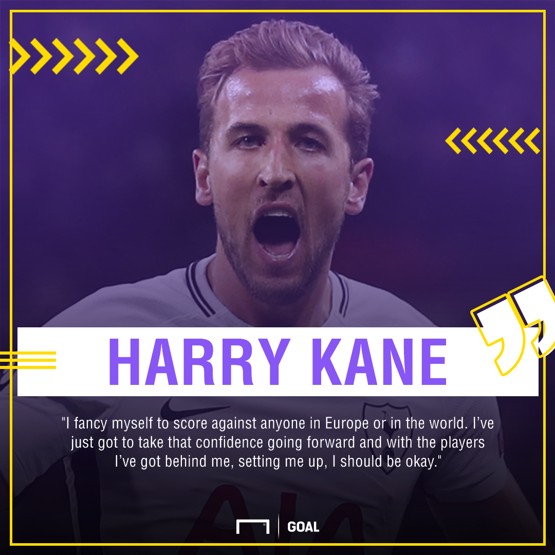 GFX Info Harry Kane Tottenham BVB quote
