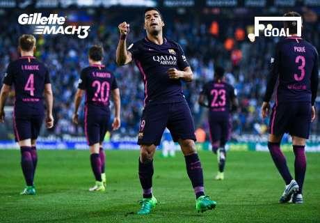 Player of the Week: หลุยส์ ซัวเรซ ช่วยบาร์ซาล่าแชมป์ต่อ