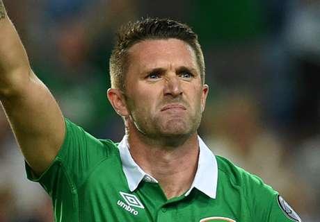 Keane announces Ireland retirement