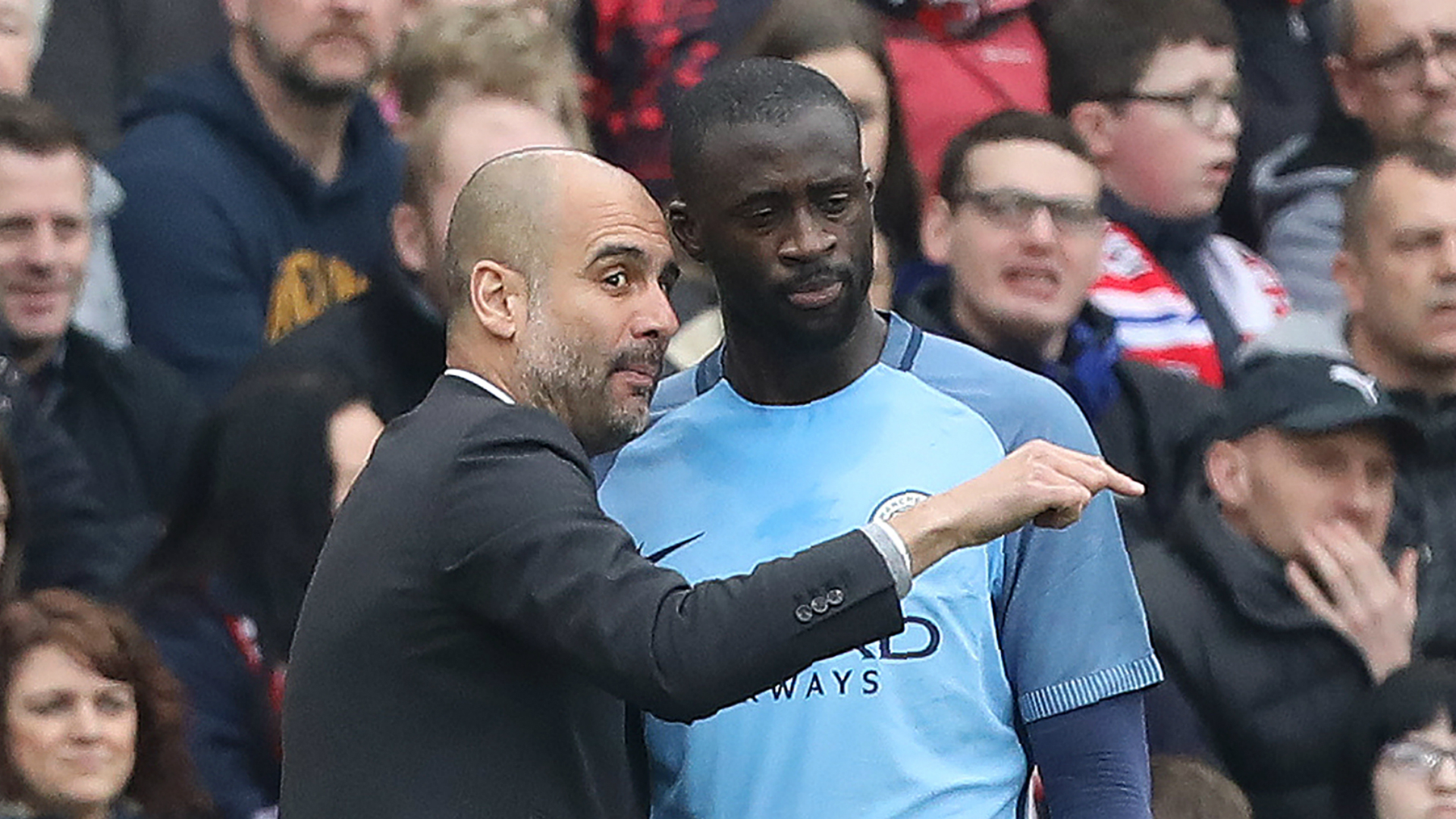 Pep Guardiola: Manchester City best in Premier League at creating chances