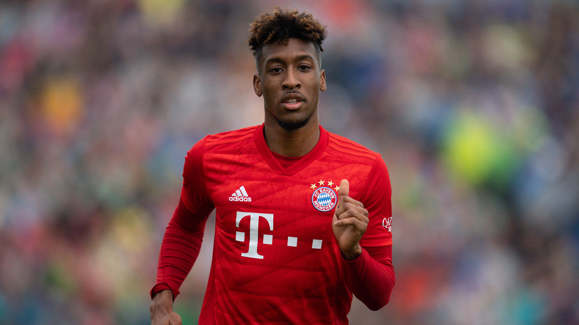 Bayern Munich - Kingsley Coman a encore soif de titres